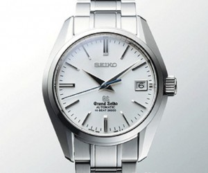 精工推出Grand Seiko HI-BEAT系列腕表