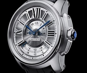 Calibre de Cartier 多时区腕表