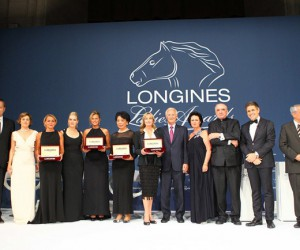 LONGINES Kate Winslet优雅现身