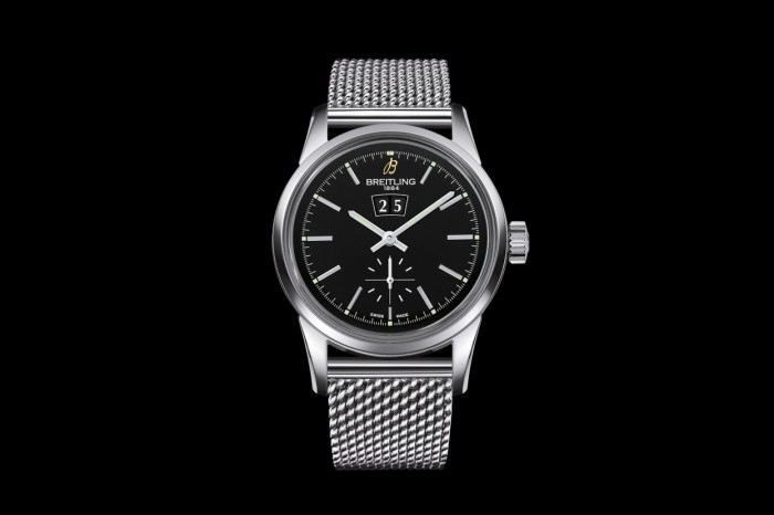 Breitling released Transocean 38 watch|ftwatches.cn