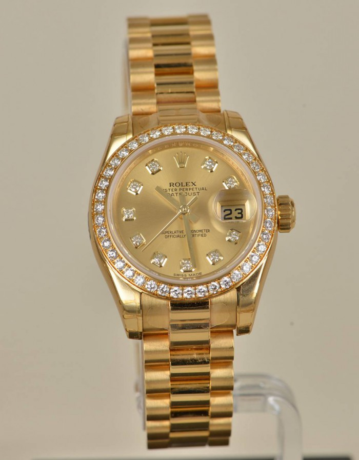 High Quality Gold Rolex For Sale