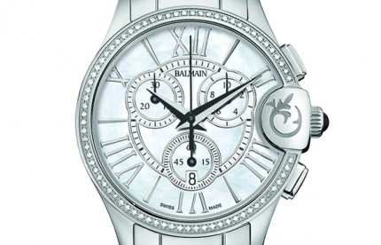 宝曼Balmainia Chrono Lady Arabesques多功能女士腕表