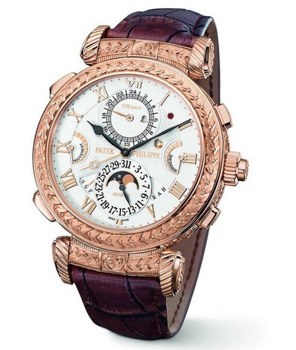 New Patek Philippe emperor 5175 Case