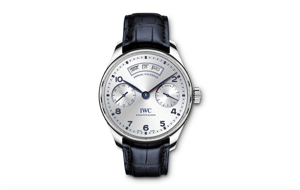 IWC Schaffhausen launched two special watch to participate in the auction donors BFI National Archive