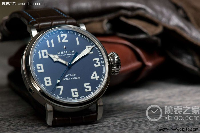 Zenith Pilot Extra Special limited edition watch