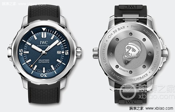 IWC Aquatimer Automatic Expedition Jacques-Yves Cousteau IW329005 Watch
