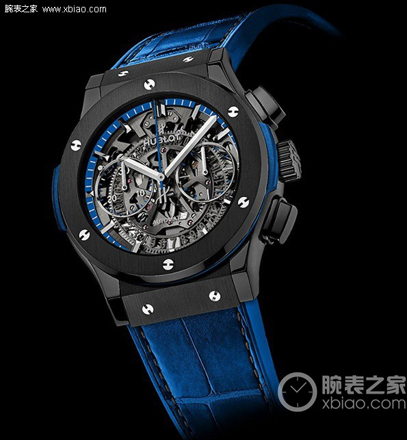 Hublot Beverly Hills Classic Fusion limited edition watch