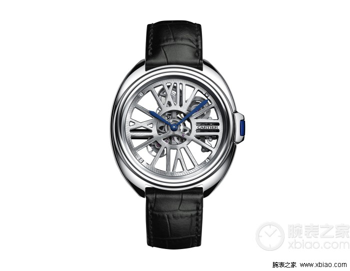 cartier CLÉ DE CARTIER Automatic skeleton watch 9621 MC-type movement
