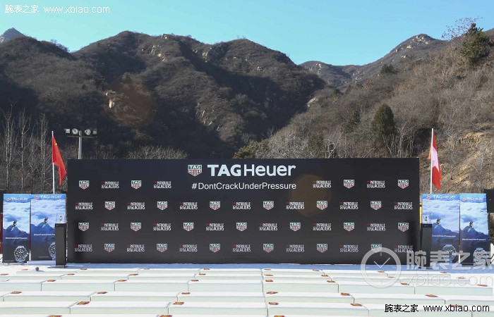 TAG HEUER become the Official Timekeeper of PATROUILLE DES GLACIERS 2016