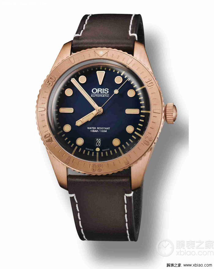 Oris Carl Brashear Limited bronze diving watch