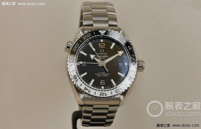 Omega Seamaster Planet Ocean watch 43.50mm GMT
