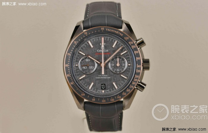 Omega Speedmaster moonwatch Gray meteorite watch