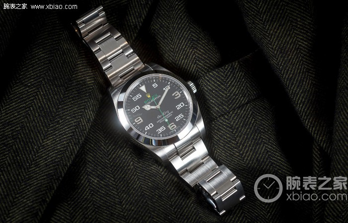 Rolex Air King 40mm watch at Basel 2016