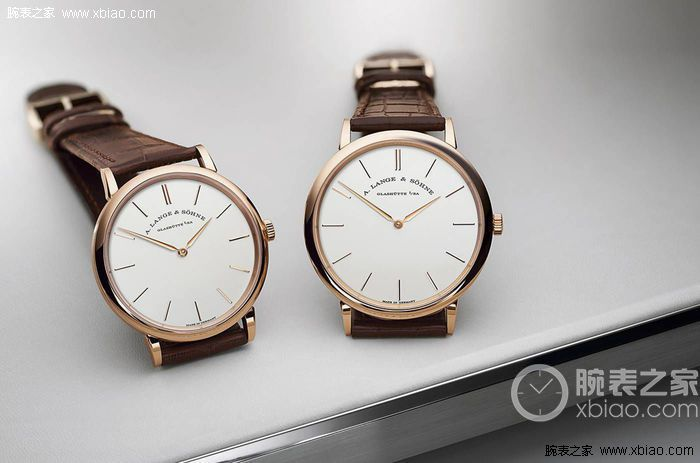 A LANGE&SOHNE Saxonia Thin watch 37 mm and 40 mm