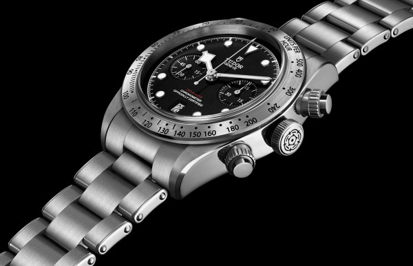 帝舵启承碧湾计时型 TUDOR HERITAGE BLACK BAY CHRONO