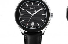Piaget Polo S — Play a Different Game  Back in Black 回归黑色经典