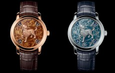 Métiers d'Art艺术大师系列 The legend of the Chinese zodiac中国十二生肖传奇之狗年