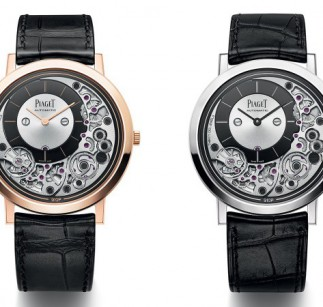 Piaget Altiplano Ultimate Automatic 至臻至薄,优雅魅力难以抗拒