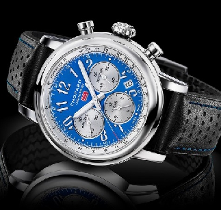 Chopard萧邦Mille Miglia Racing Colours腕表 极致的赛车风格