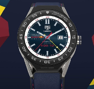 F1新赛季 全新TAG Heuer Connected Modular智能腕表(45毫米)特别版