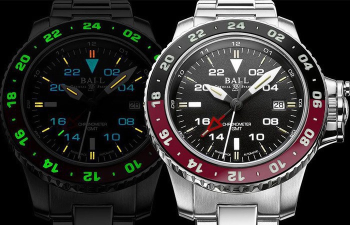 另一味可口可乐:Ball Watch Engineer Hydrocarbon AeroGMT II