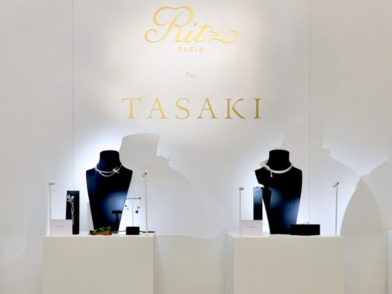 TASAKI RITZ PARIS par TASAKI Jardin Enchanté魔法花园高级珠宝系列