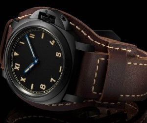 复古加州表盘:Panerai Luminor California 8 Days DLC腕表