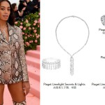 Michael B. Jordan与Solange Knowles 佩戴Piaget伯爵珠宝与腕表闪耀亮相Met Gala