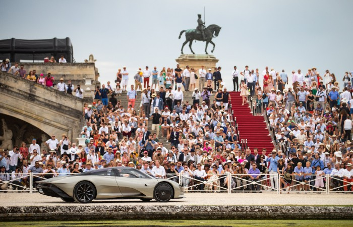 2019年RICHARD MILLE 尚蒂伊 「藝術與雅致」 經典車展 (Chantilly Arts & Elegance RICHARD MILLE)