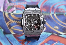 這不是理查德米勒——HUBLOT SPIRIT OF BIG BANG