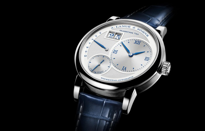 "LANGE 1 DAYMATIC ""25thAnniversary"" —— 朗格推出第八款周年系列纪念腕表"