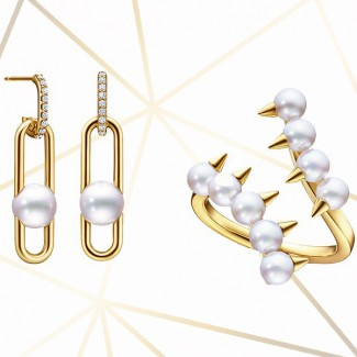 TASAKI Collection Line系列珠宝2019新品上市