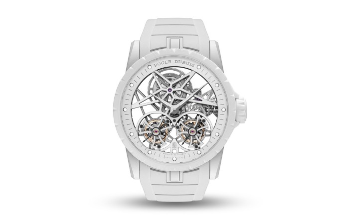 ROGER DUBUIS罗杰杜彼 Excalibur Twofold182tv官网 狂肆不羁的创新