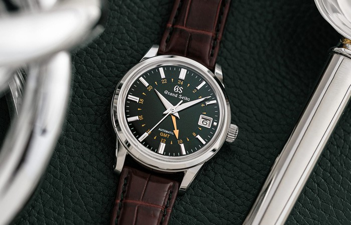 Grand Seiko携手Watches of Switzerland 推出Toge GMT特别版182tv官网
