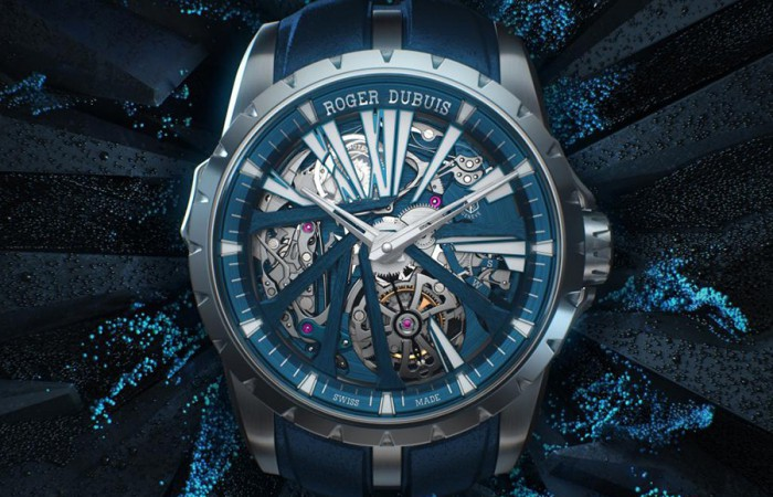 心胜于物 Roger Dubuis罗杰杜彼 Excalibur Diabolus in Machina腕表