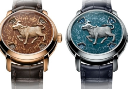 Métiers d'Art艺术大师系列 The Legend of the Chinese Zodiac 中国十二生肖传奇之牛年
