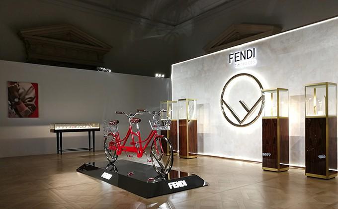 定义时尚新潮流 FENDI于日本京都国立博物馆举办巴塞尔新品发布会