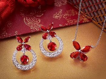 春天不仅要有小红鞋,更要配娇艳红宝石珠宝