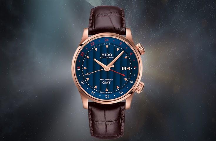 集性能与型格为一身 品鉴美度表舵手系列两地时腕表