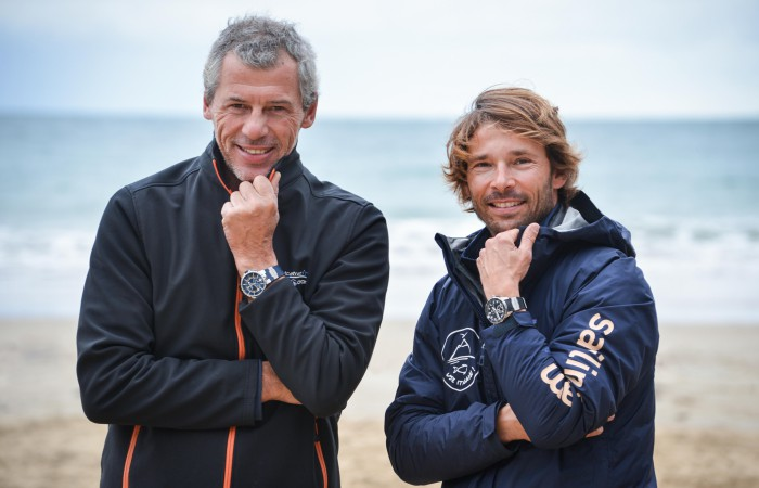 杜鲁姆航线(Route du Rhum) Romain Pilliard 和 Sebastien Destremau的奥德赛
