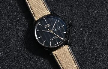 戴上它你就是最酷的仔 美度新款舵手腕表已上市