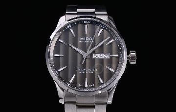 低调又绅士 美度舵手系列新款天文台认证腕表9600元在售