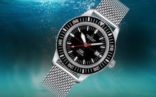 高性价比的腕表之选 不到6000就能拿下雪铁纳潜水表