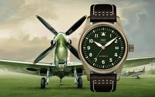 带你来一场飞行之旅 品鉴IWC万国表喷火战机系列自动腕表