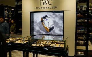 张若昀出席IWC万国表飞行员主题巡展暨IWC万国表全球最大旗舰店升级揭幕仪式