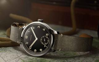 历史时计 重新演绎 品鉴浪琴经典复刻系列1938军事腕表