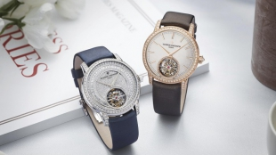 江诗丹顿Traditionnelle传袭系列陀飞轮腕表 以复杂精妙挑战地心引力