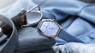 江诗丹顿推出Malte马耳他系列烟青色中国限量款腕表 限量发行100枚