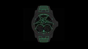 狂肆不羁的创新 Roger Dubuis罗杰杜彼Excalibur Twofold腕表