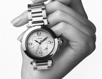 圆中见方 品鉴卡地亚全新Pasha de Cartier腕表